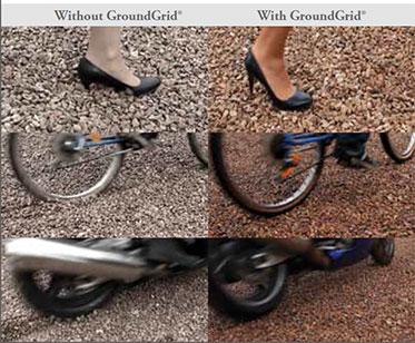 DuPont GroundGrid Ground Stabilization 4 x 25 Grid