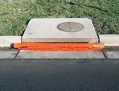 Inlet Protection For Storm Drains